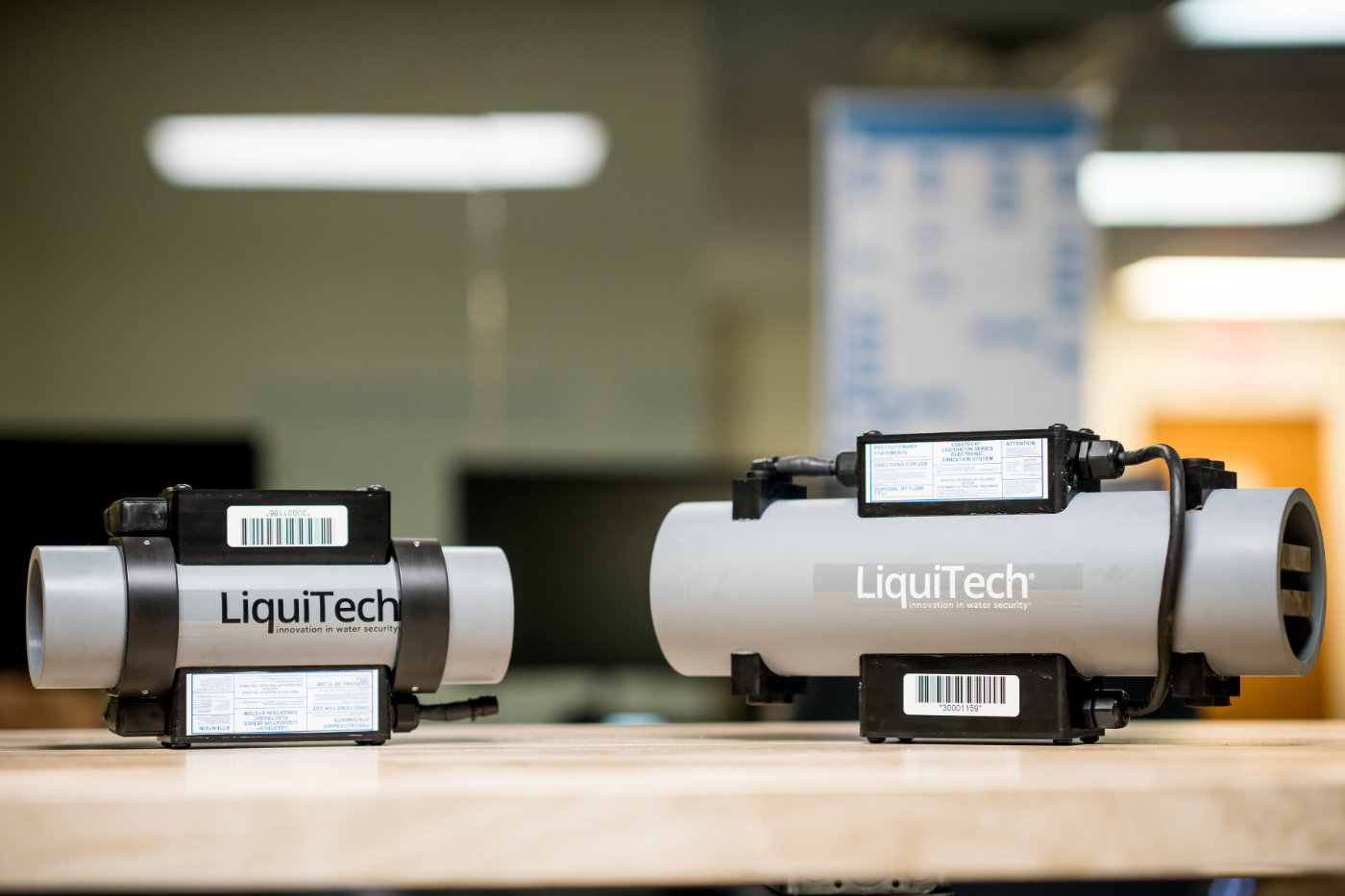 Photo of a LiquiTech product