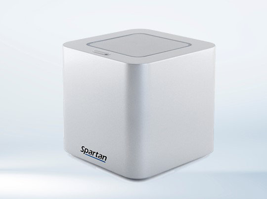 Photo of the Spartan Cube